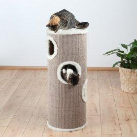 Trixie Cat Tower Edoardo Когтеточка-домик для кошек Башня (4338)