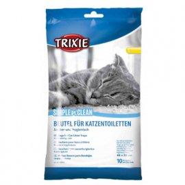 Trixie Одноразовые пакеты для кошачьих туалетов
