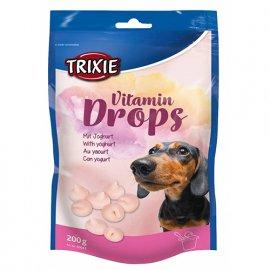 Trixie Дропсы для собак со вкусом йогурта