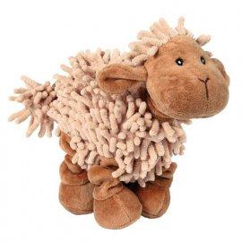 Trixie (Трикси) ОВЕЧКА-ПИЩАЛКА игрушка для собак, плюш (35933)