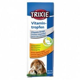 Trixie витамины для кроликов и мелких грызунов, 15 мл (6047)