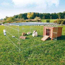 Trixie Вольер для щенков, кроликов и мелких животных (62452)