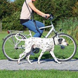 Trixie Bicycle and Jogging Leash - Поводок для собак при езде на велосипеде (1282)