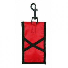Trixie Dog Dirt Bag Dispenser with Velcro - Сумка на липучке и пакеты для уборки экскрементов (2342)