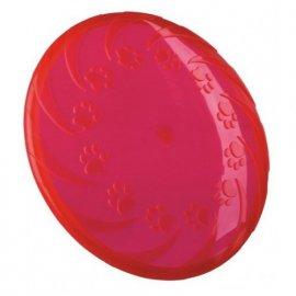 Trixie DOG DISC (ДИСК ФРИСБИ) игрушка для собак, резина