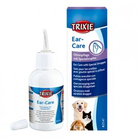 Trixie EAR CARE OHRENPFLEGE капли для ухода за ушами, 50 мл (2547)