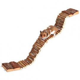 Trixie LADDER деревянный подвесной мост в клетку для грызунов (6221)