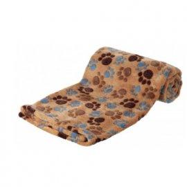Trixie LASLO мягкое флисовое покрывало для собак БЕЖЕВОЕ