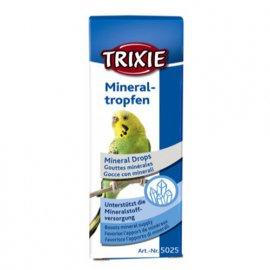 Trixie MINERAL DROPS капли для птиц с минералами (5025), 15 мл