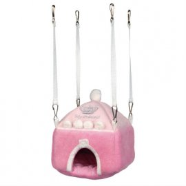 Trixie MY PRINCESS подвесной домик для грызунов, плюш (62972)
