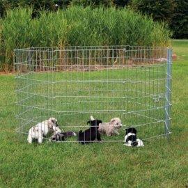 Trixie PUPPY RUN вольер для щенков, кроликов и мелких животных (3954)