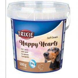 Trixie Soft Snack Happy Hearts - Лакомство для собак с ягненком и рисом
