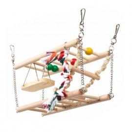 Trixie SUSPENSION BRIDGE подвесной мост для грызунов (6273)