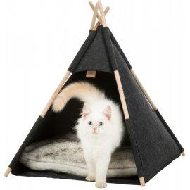 Trixie TIPI лежак-вигвам для кота (36275)