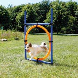 Trixie (Трикси) Tire Jump - Сборный барьер-круг для аджилити (3208)