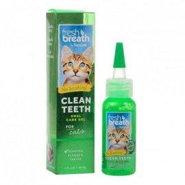 Tropiclean (Тропиклин) CLEAN TEETH GEL (ЧИСТЫЕ ЗУБЫ) гель для кошек, 59 мл