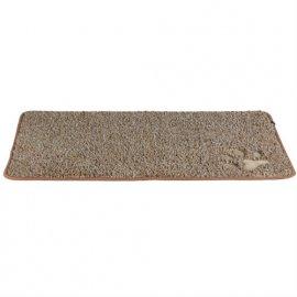 Trixie (Трикси) DIRT-ABSORBING MAT (ГРЯЗЬ - ПОГЛОЩАЮЩИЙ) коврик для собак, коричневый (28663)