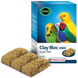 Versele-Laga ORLUX CLAY BLOC минеральный блок с глиной для попугаев