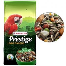 Versele-Laga Prestige Premium ARA PARROT MIX корм для крупных попугаев, 15 кг