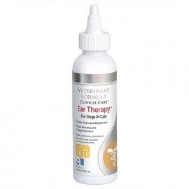 Veterinary Formula EAR THERAPY ушные капли для собак и кошек, 118 мл