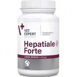 VetExpert (ВетЭксперт) HEPATIALE FORTE 550 (ГЕПАТИАЛЕ ФОРТЕ 550) гепатопротектор для собак крупных пород от 25 кг, 40 таб.