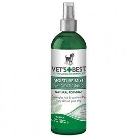 Vets Best (Ветс Бест) MOISTURE MIST CONDITIONER (УВЛАЖНЯЮЩИЙ ТРАВЫ) спрей-кондиционер для собак 470 мл