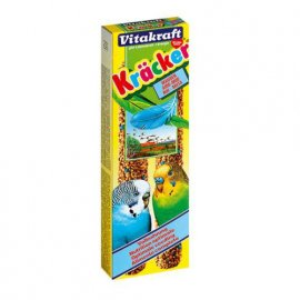 Vitakraft (Витакрафт) Крекер для волнистых попугаев ПРИ ЛИНЬКЕ