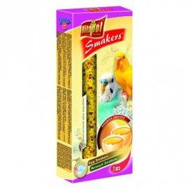 Vitapol Smakers Лакомство для волнистых попугаев ЯИЧНЫЙ, 80 г